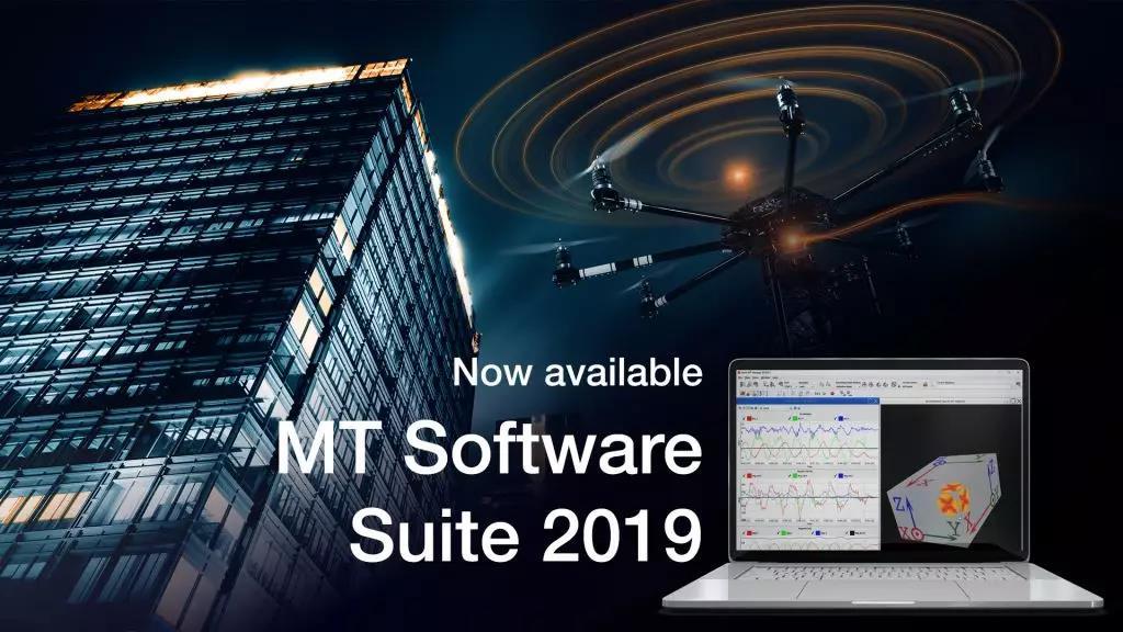 Xsens推出的全新MT软件套装2019